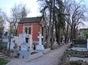 Loc de veci la cimitirul Bellu