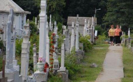 Locuri de veci in Cimitirul Dorobantia