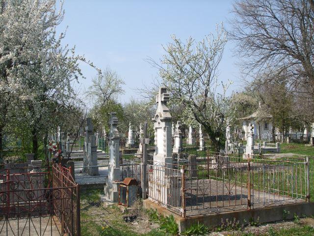 Loc de veci in Cimitirul Sineasca