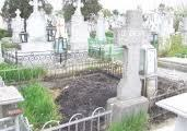 Loc de veci in Cimitirul Viile Noi