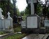 Doua locuri de veci, cimitirul Bellu