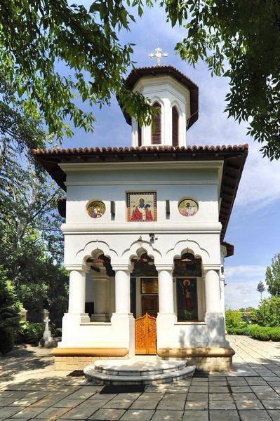 Vand loc veci in Baneasa - Parohia Sfantul Ierarh Nicolae