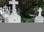 loc de veci,format din cavou cu 2 cripte ,cruce si un loc nesapat,6 mp