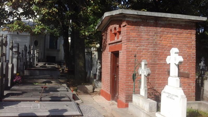 Cavou de vanzare in cimitirul reinvierea