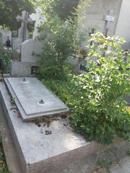 Vand 2 locuri de veci 6mp amplasate in centrul cimitirului plan 51 fig s