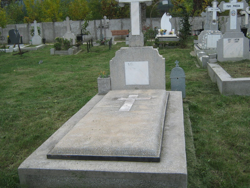 Vand Loc de Veci, Cimitir Straulesti 2