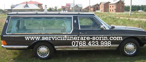 Transport funerar Bucuresti