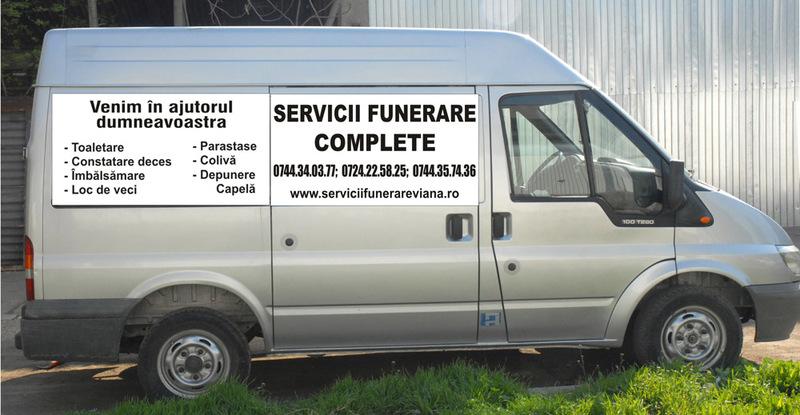 Transport pompe funebre
