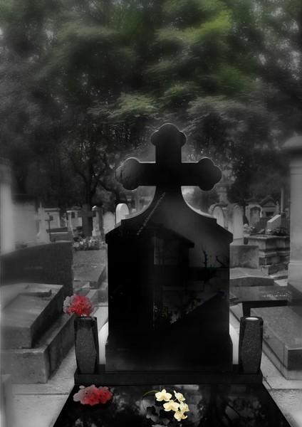 Monument funerar ortodox