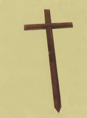 Cruce pentru cimitir