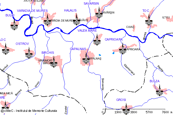 Biserica( adresa: 181 )-CAPALNAS (com. BIRCHIS)