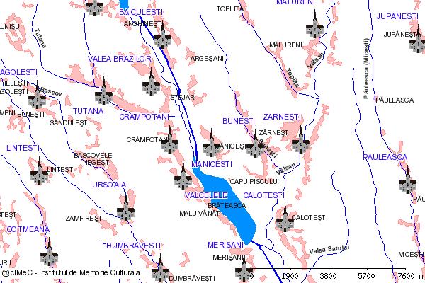 Capela-MANICESTI (com. BAICULESTI)