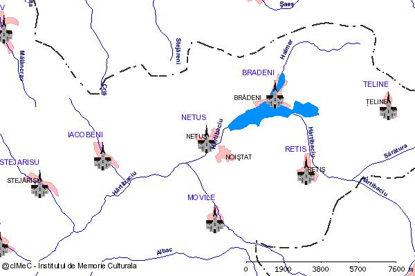 Biserica fortificata cu turn( adresa: 42 )-NETUS (com. IACOBENI)