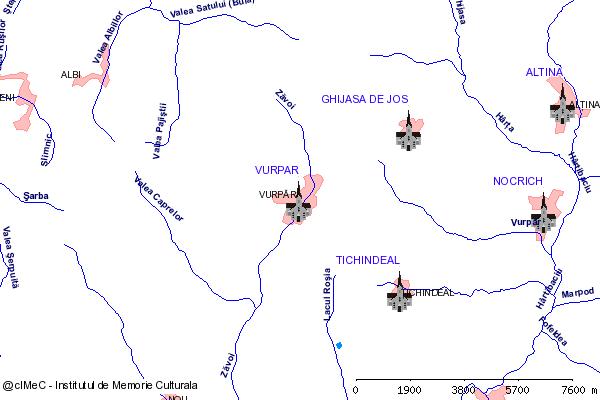 Biserica( adresa: 1 )-VURPAR (com. VURPAR)