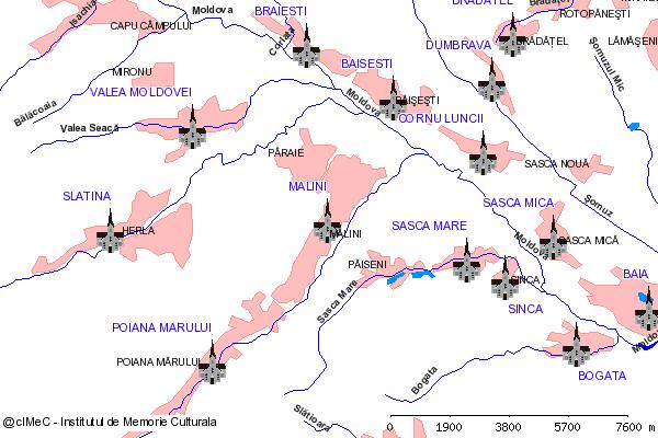 Paraclis-MALINI (com. MALINI)