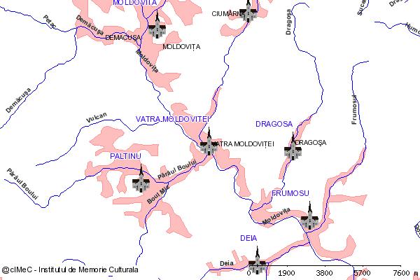 Paraclisul de iarna-VATRA MOLDOVITEI (com. VATRA MOLDOVITEI)