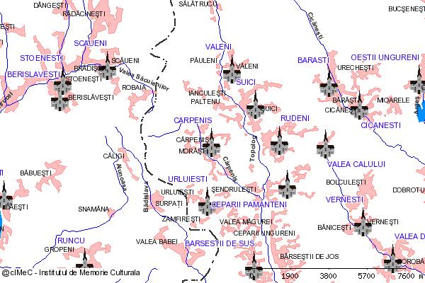 Capela-CARPENIS (com. CEPARI)