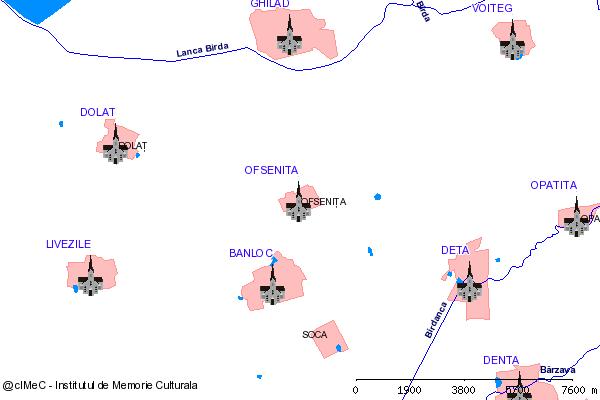 Capela-OFSENITA (com. BANLOC)