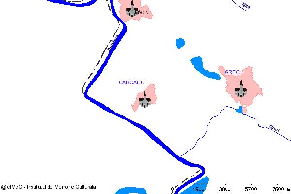 Capela-CARCALIU (com. CARCALIU