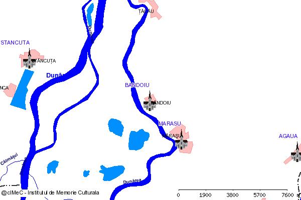Biserica-BANDOIU (com. MARASU)
