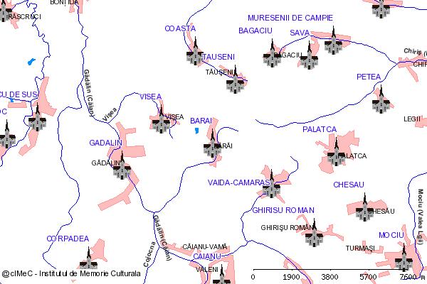 Biserica-BARAI (com. CAIANU)