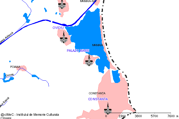Geamie-PALAZU MARE, municipiul CONSTANTA