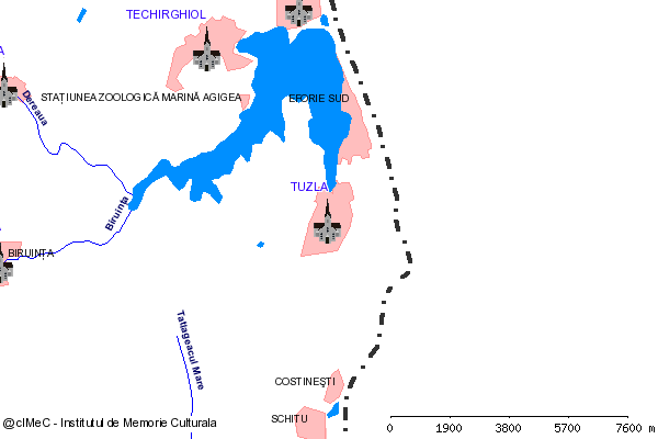 Geamie-TUZLA (com. TUZLA)