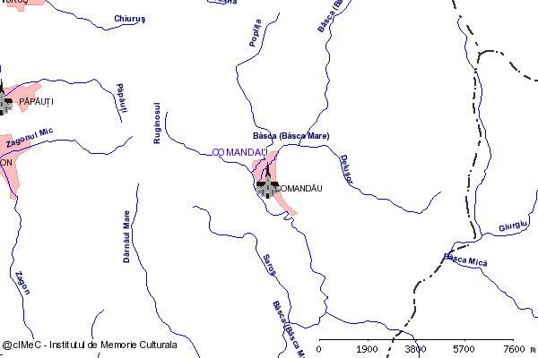 Capela-COMANDAU (com. COMANDAU