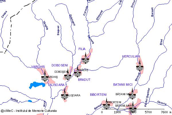 Capela-FILIA (com. BRADUT