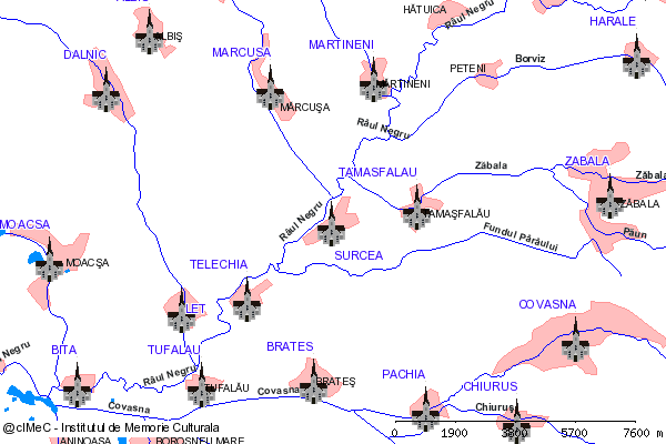 Capela-SURCEA (com. BRATES