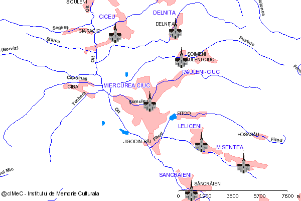Capela-MIERCUREA CIUC