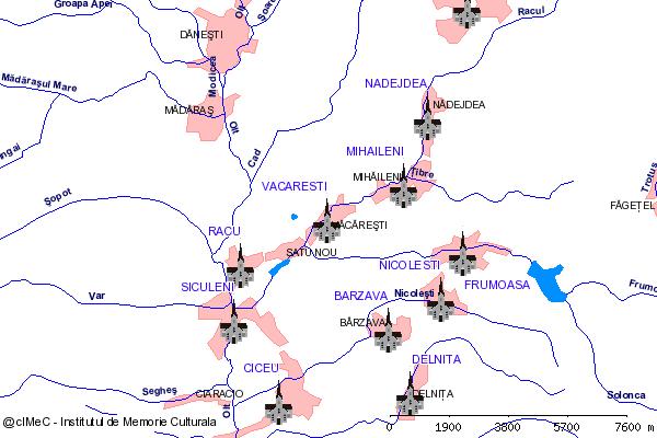 Capela-VACARESTI (com. MIHAILENI